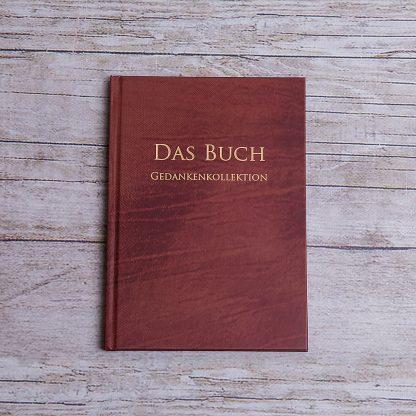 Das Buch Gedankenkollektion
