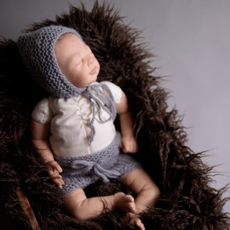 Babyhose gestricktes Set