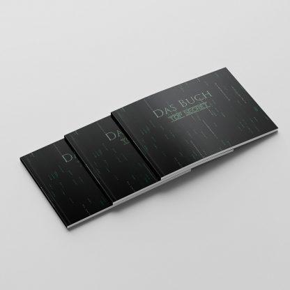 Das Buch - Top Secret 3er Stapel
